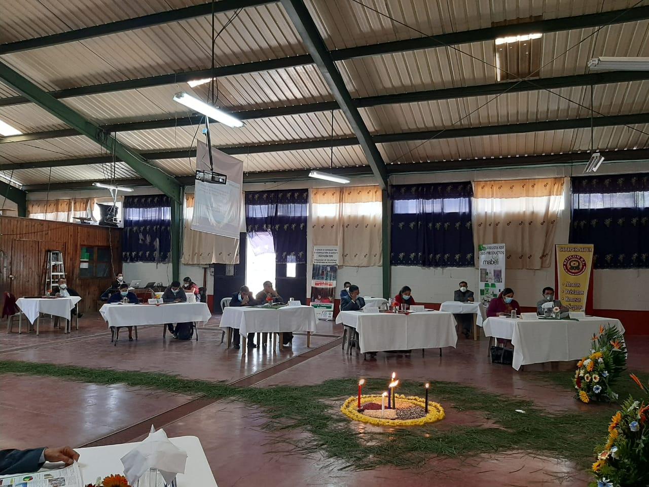 35 Asamblea Anual Ordinaria
